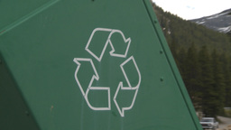 HD2009-6-9-30 recycle bin mtns Footage