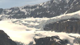 HD2009-6-9-34 Mountains and glaciers Z Stock Video Footage