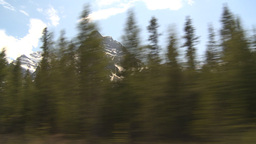 HD2009-6-9-46 ride along mtns Stock Video Footage