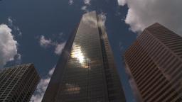 HD2009-6-11-7RC skyscraper hitilt TL Stock Video Footage