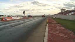 HD2009-6-22-14 motorsports, drag racing Stock Video Footage