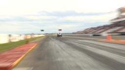 HD2009-6-22-51 motorsports, drag racing alcohol altered... Stock Video Footage