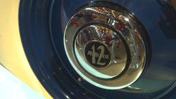 HD2009-6-23-13 1932 Auburn 12 Stock Video Footage