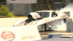 HD2009-6-27-31 motorsports, drag racing promod corvette... Stock Video Footage