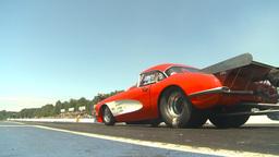 HD2009-6-27-47 motorsports, drag racing doorslammer corvette launch Footage