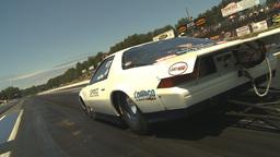 HD2009-6-27-55 motorsports, drag racing doorslammer... Stock Video Footage