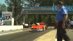 HD2009-6-27-67 motorsports, drag racing Prostock pontiac burnout Footage