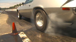 HD2009-6-27-75 motorsports, drag racing camaro burnout Footage