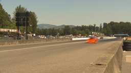 HD2009-6-28-4 Motorsports, drag racing, top end pro mod Stock Video Footage