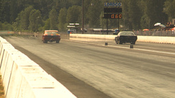 HD2009-6-28-22 Motorsports, drag racing, mid track... Stock Video Footage