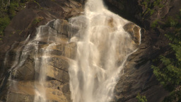 HD2009-6-29-17 shannon falls Z Stock Video Footage