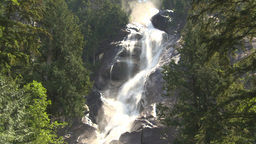 HD2009-6-30-6 shannon falls z Stock Video Footage