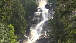 HD2009-6-30-6 shannon falls z Stock Video Footage