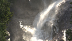HD2009-6-30-8 shannon falls Stock Video Footage