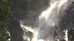 HD2009-6-30-8 shannon falls Stock Video Footage
