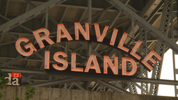 HD2009-6-31-34 Granville island entrance Footage