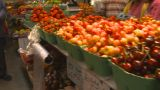 HD2009-6-32-3 Fruit 3 Shot stock footage