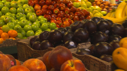HD2009-6-32-3 fruit 3 shot Stock Video Footage