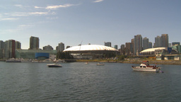 HD2009-6-32-16 BC Place Stock Video Footage