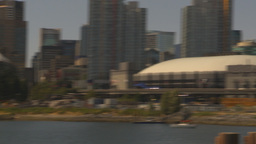 HD2009-6-32-28 GM and BC Place Stock Video Footage