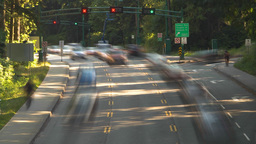 HD2009-6-34-34 Stanley park traffic TL Footage