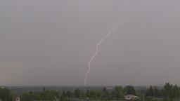 HD2009-6-15-6 lightning Stock Video Footage