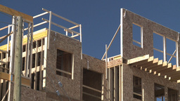 HD2009-3-2-5 condo construction workers Footage