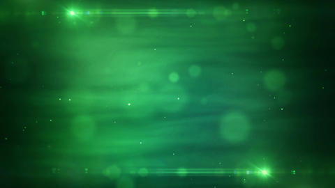 Green abstract background Stock Video Footage