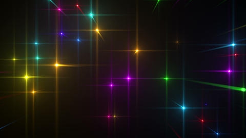 Glow particles 4 Fs R 1 4k CG動画