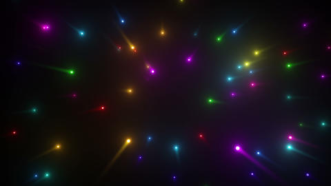 Glow particles 3 Fs R 4 4 K Animation