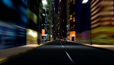 Across The Street stock footage