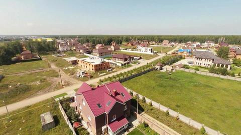 Village. Aerial