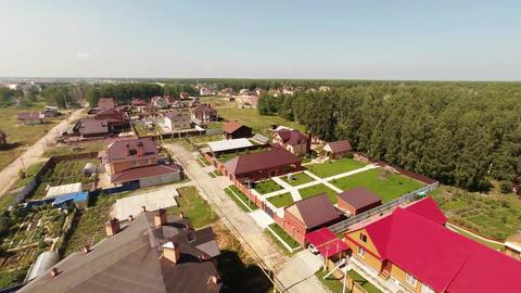 Village. Aerial 1