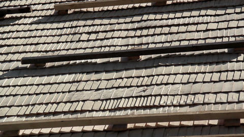 Cedar wooden shingles shakes roof roofing roofwork Live Action