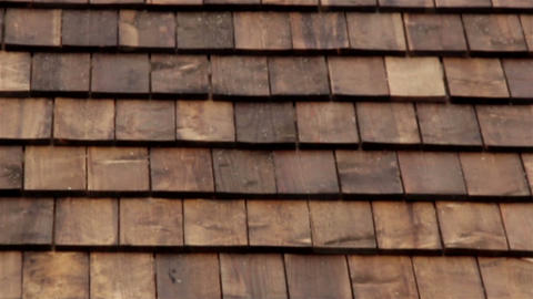 Cedar wooden shingles roof roofing roofs tiles Live Action