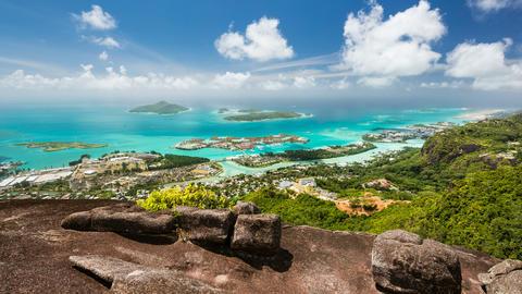 Seychelles Mahe Timelapse 4K Footage