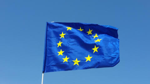 Flag of European Union, Live Action