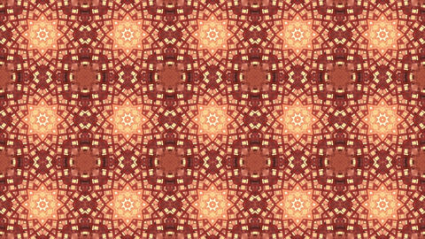 Wonderful Kaleidoscopic Background Loop HD 4 CG動画