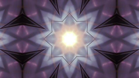Wonderful Kaleidoscopic Background Loop HD 8 Animation