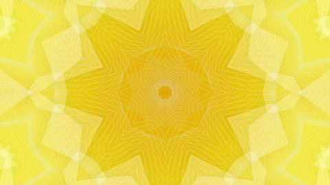 Wonderful Kaleidoscopic Background Loop HD 11 CG動画