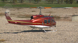 HD2009-5-1-11 huey lift off Stock Video Footage