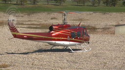 HD2009-5-1-11 huey lift off Footage