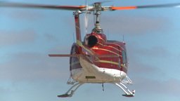 HD2009-5-1-13 huey hover bdgs Stock Video Footage