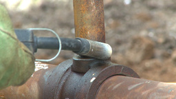 HD2009-5-2-20 welding Stock Video Footage