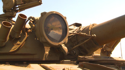 HD2009-5-6-9 T72 tank Stock Video Footage