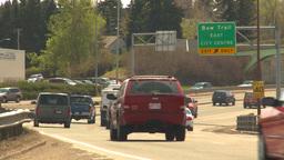 HD2009-5-7-23 traffic Stock Video Footage