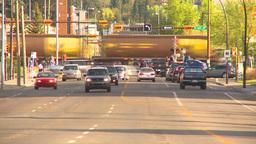 HD2009-5-10-7 traffic hispd Stock Video Footage