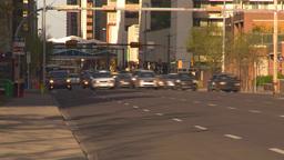 HD2009-5-10-9 traffic hispd Stock Video Footage