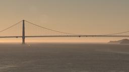 HD2009-11-1-30 Golden gate bridge Stock Video Footage