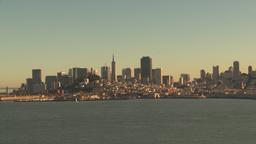 HD2009-11-1-34 San fran cityscape Stock Video Footage